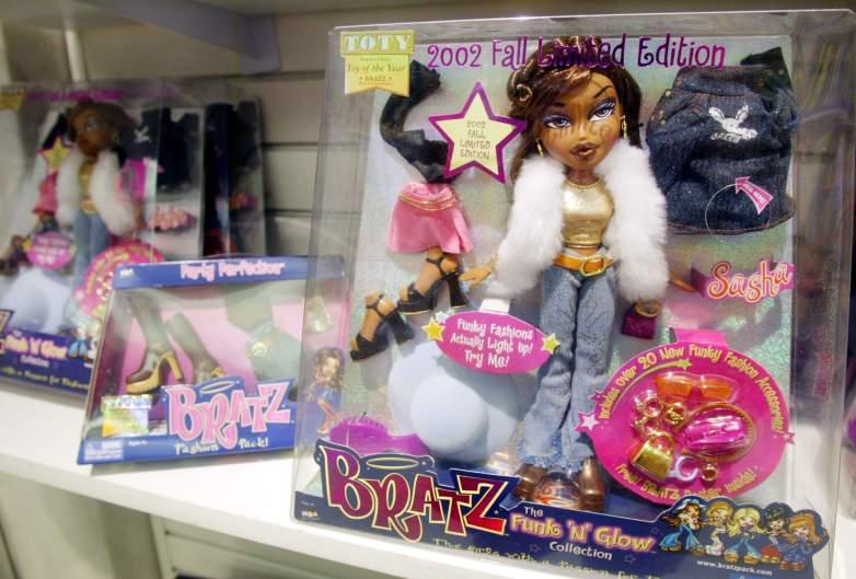 """Isaac Larian, Bratz dolls, Toys """"R""""Us,"""