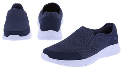 champion men's encore slip-on, Slip on sneakers for men, laceless sneakers, mens slip on sneakers, mens slip on shoes