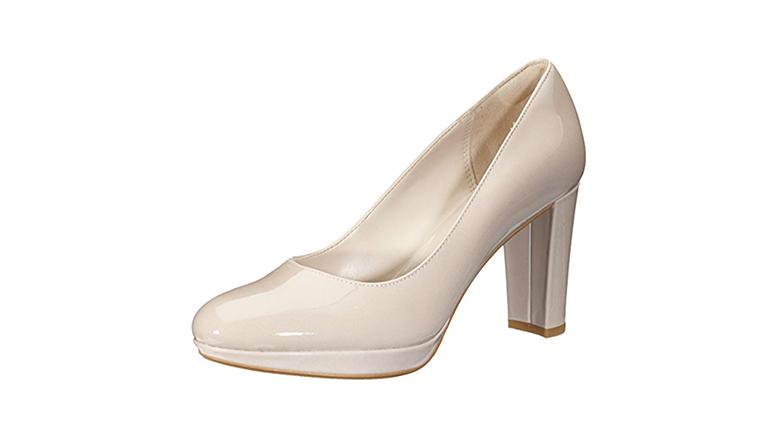 clarks pumps, block heels, block heel shoes, block heel pumps