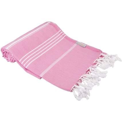 clotho peshtemal turkish towel, large beach towel