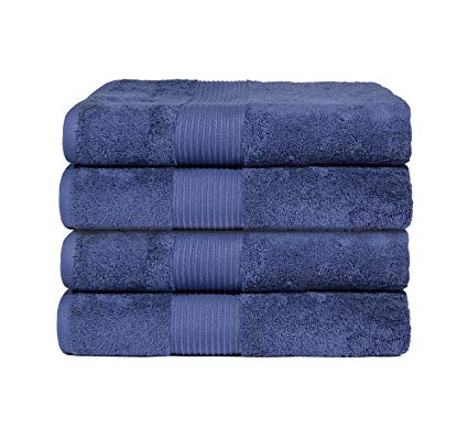 Bliss Luxury Combed Cotton Bath Towel
