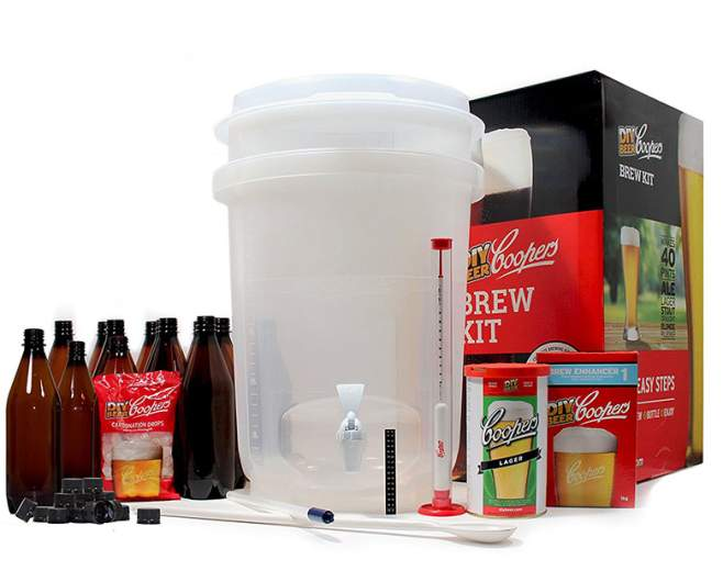 Coopers Craft Beer Making Kit