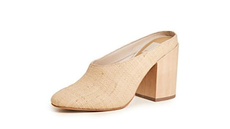 dolce vita mules, block heels, block heel shoes, block heel pumps