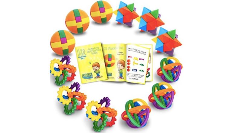 fidget puzzle, brain teaser puzzle,  3D puzzle