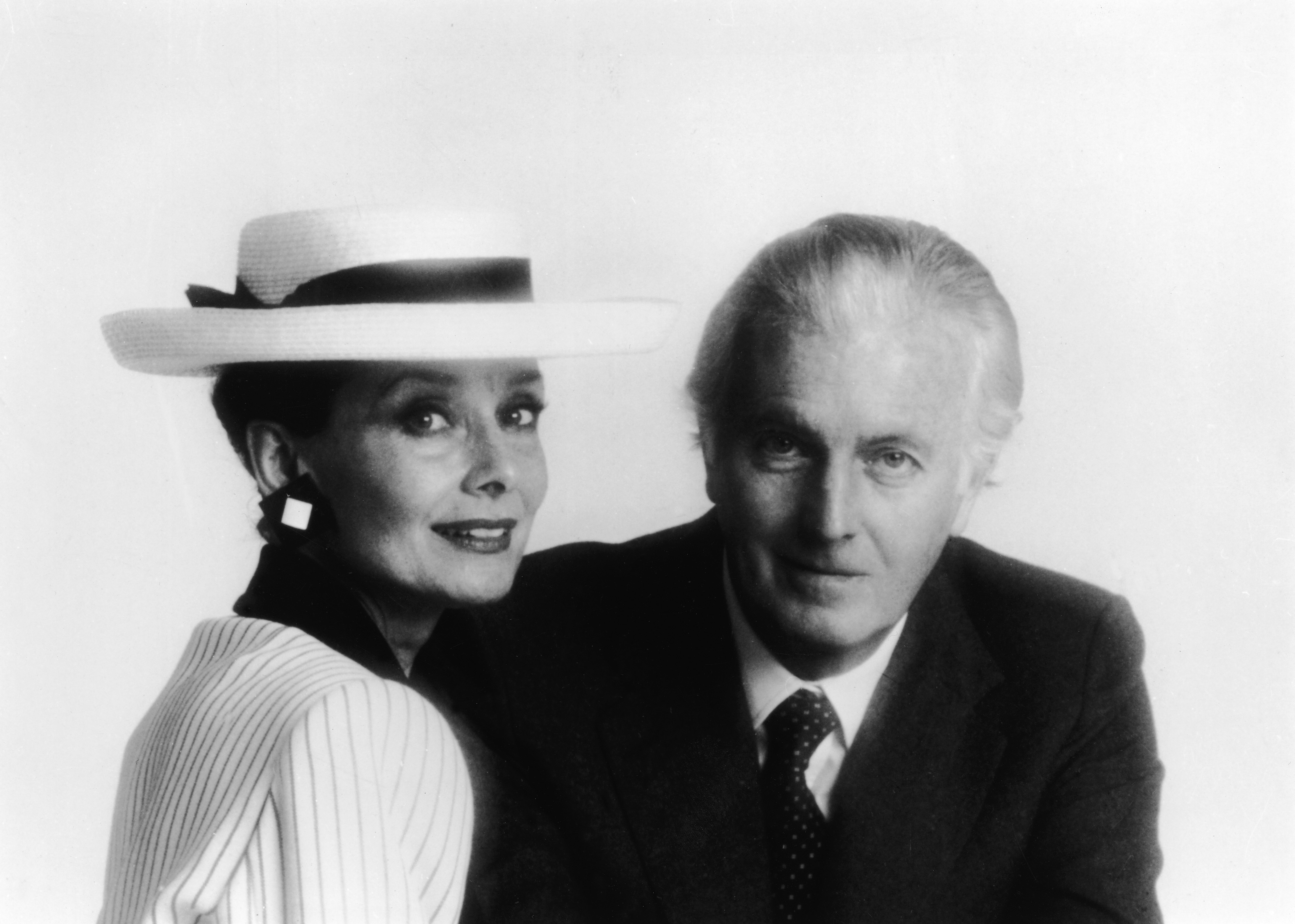 Audrey Hepburn and Givenchy, Philippe Venet Hubert de Givenchy, Hubert de Givenchy Partner
