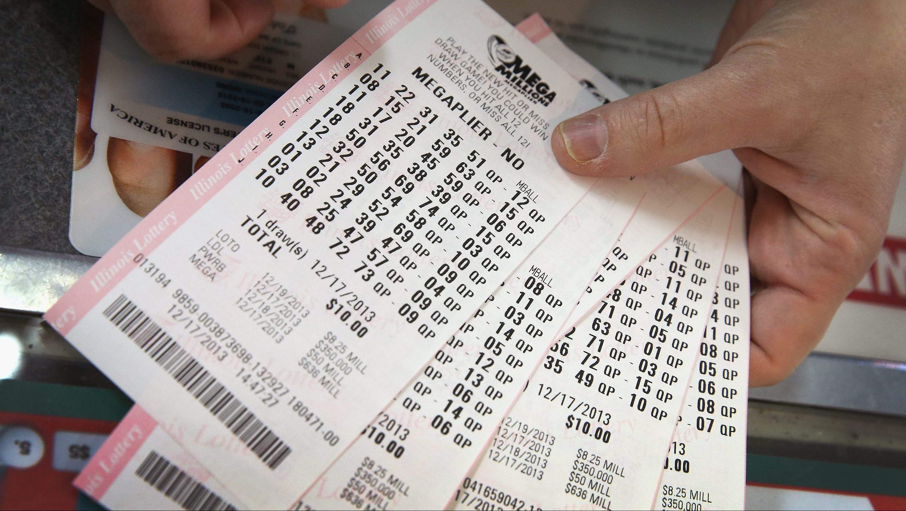 Do You Win If You Match Two Numbers On Mega Millions Heavy Com