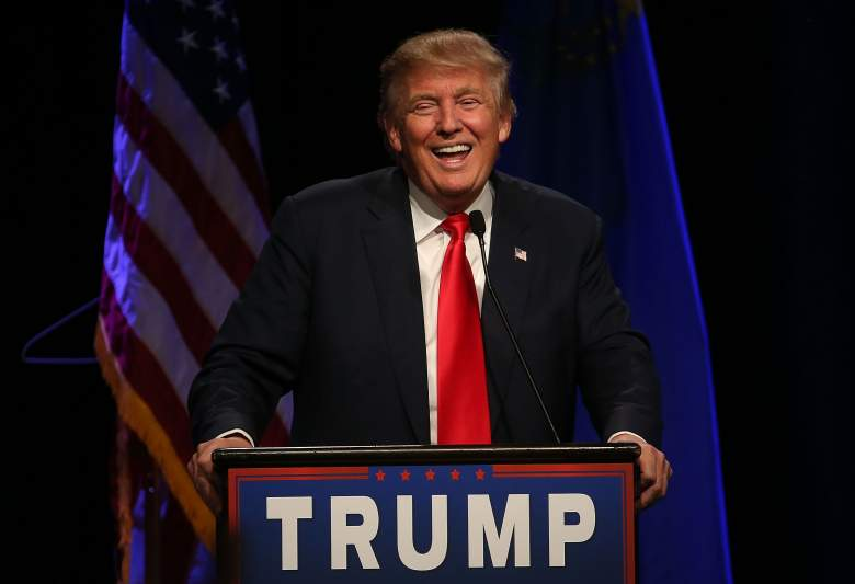 Donald Trump Video Game Meeting