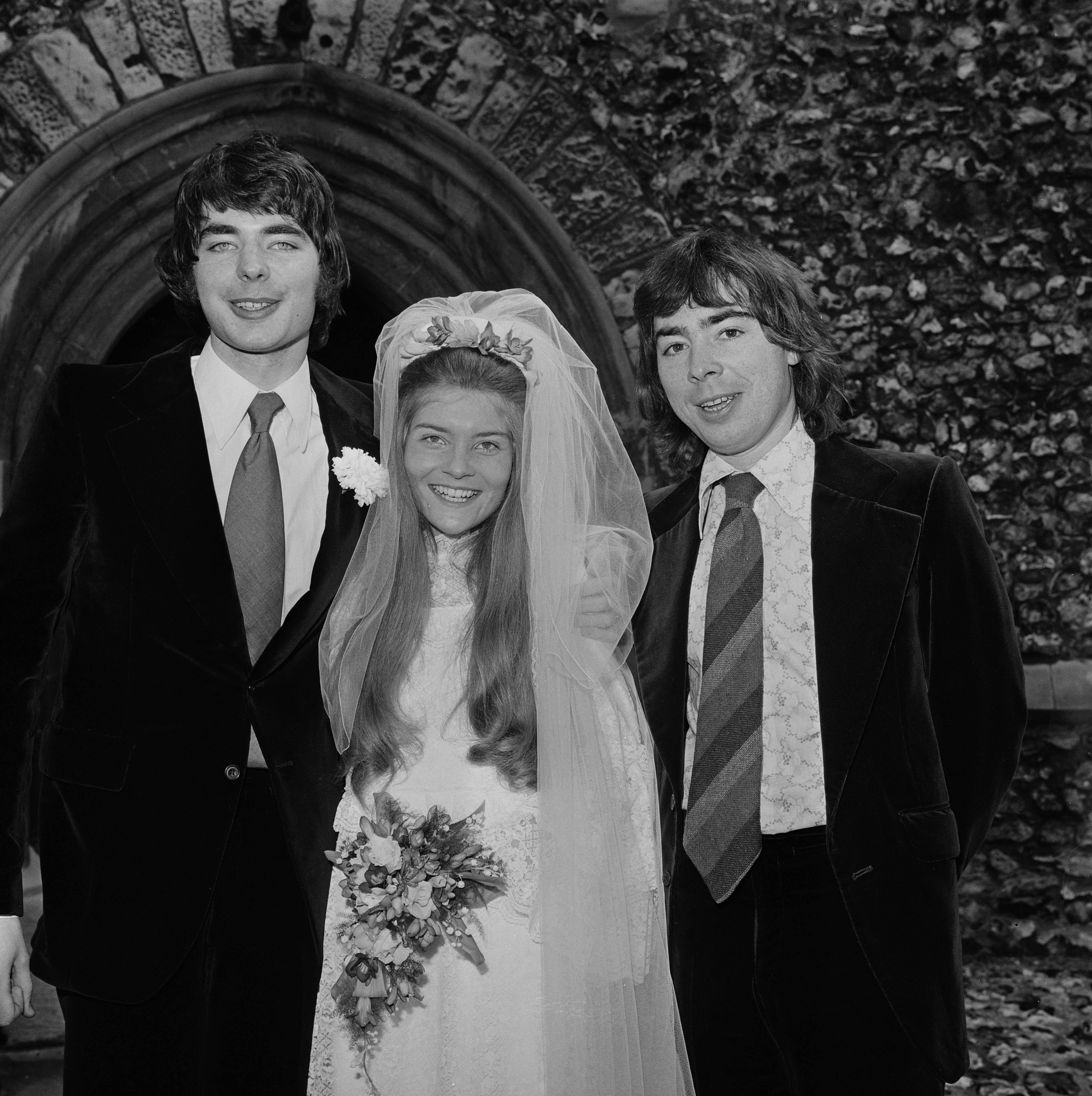 Julian Lloyd Webber, Andrew Lloyd Webber Children, Andrew Lloyd Webber Family