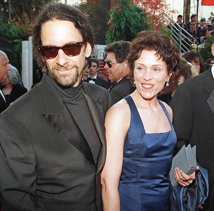 Joel Coen And Frances McDormand, Frances McDormand Husband, Is Frances McDormand Married