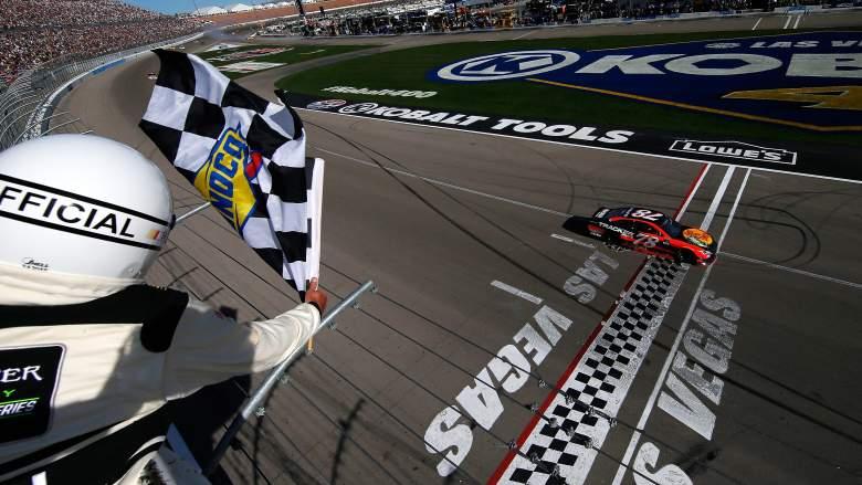 Pennzoil 400, Las Vegas Motor Speedway