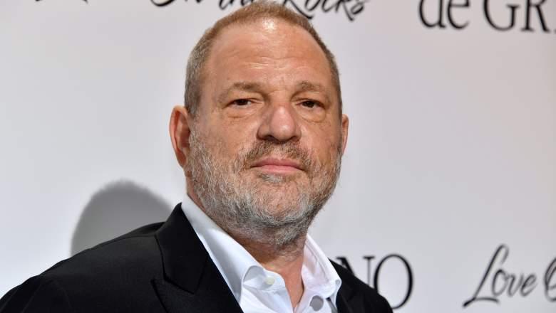Harvey Weinstein arrest
