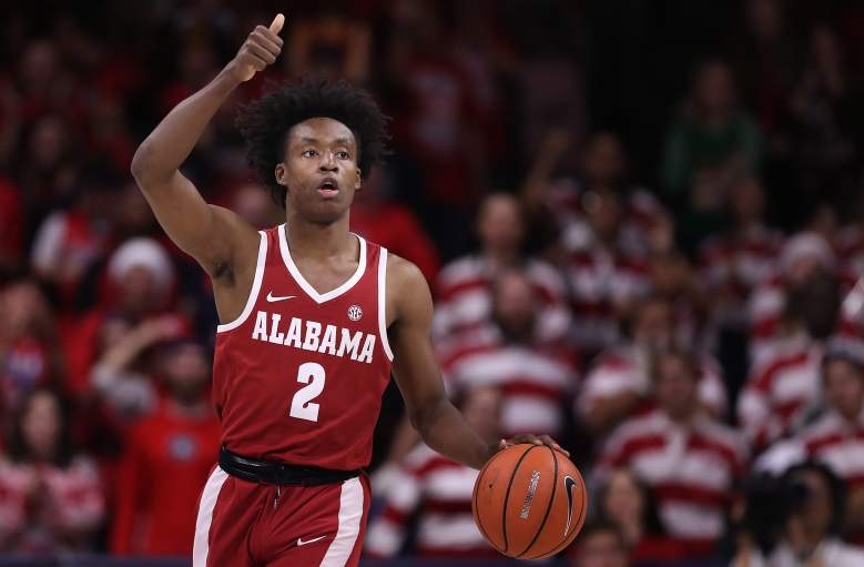 Collin Sexton draft, Collin Sexton age