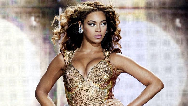 Who bit Beyonce