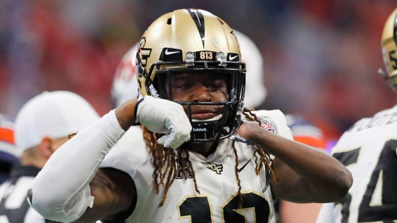shaquem griffin, hand, how, loss, why, arm