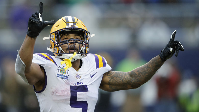 Derrius Guice draft projection
