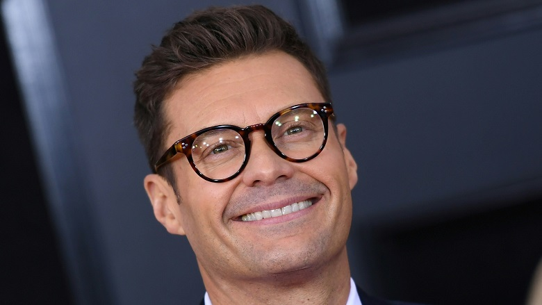 Ryan Seacrest Height and Age