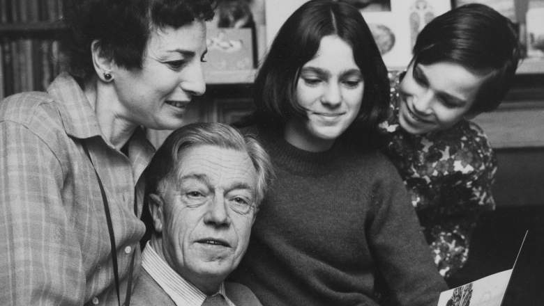 daniel day lewis family, cecil day lewis