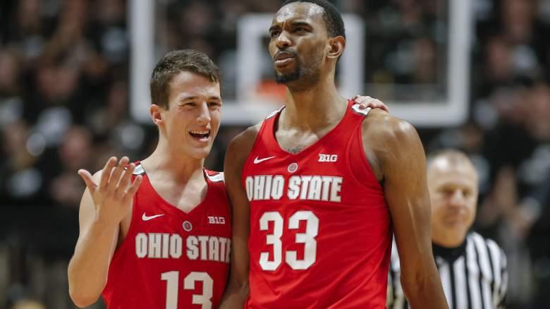 Ohio State, NCAA Tournament 2018