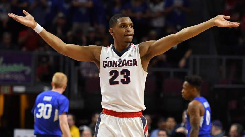 Gonzaga vs UNC Greensboro, NCAA Tournament 2018