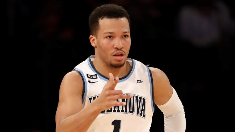 jalen brunson nba draft, mock draft, projections