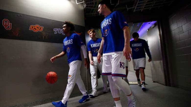 Kansas vs Penn, NCAA Tournament