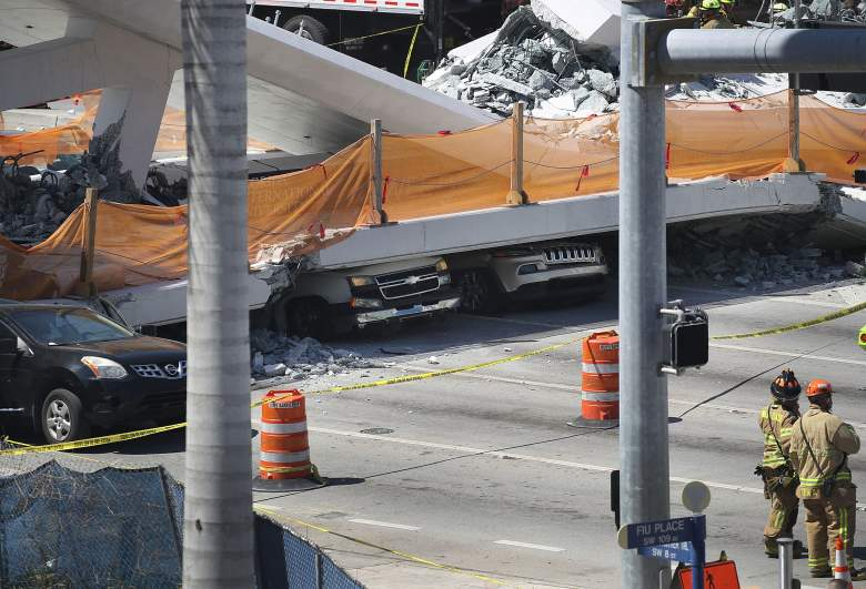 FIU Bridge collapse