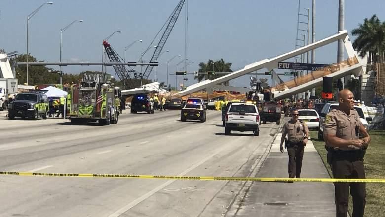 FIGG Bridge collapse