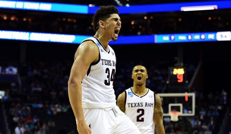 Tyler Davis, Tyler Davis Texas A&M