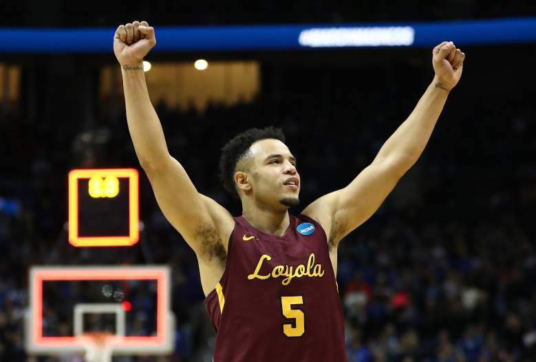 Marques Townes, Marques Townes loyola