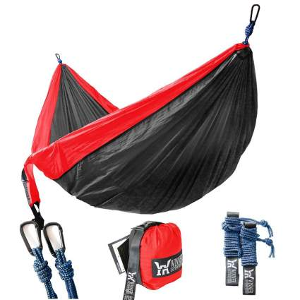 winner outfitters, lightweight hammock, packable hammock