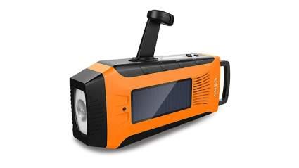 esky camping lantern radio