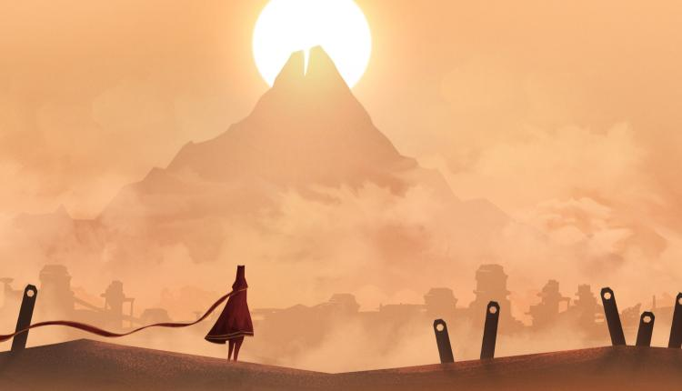 image from journey gameplay