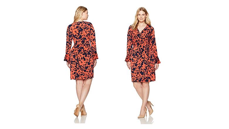 floral wrap dress, plus size floral dresses, plus size summer dresses, plus size floral print dress