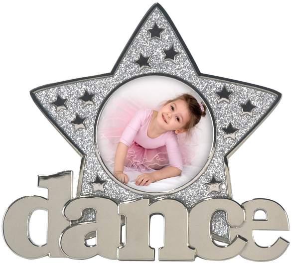dance star picture frame, dance room decor
