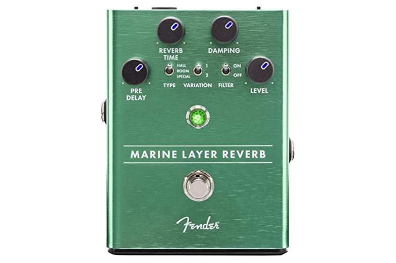 image of fender marine layer pedal