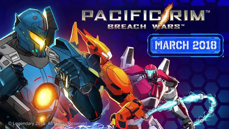 Pacific Rim Breach Wars