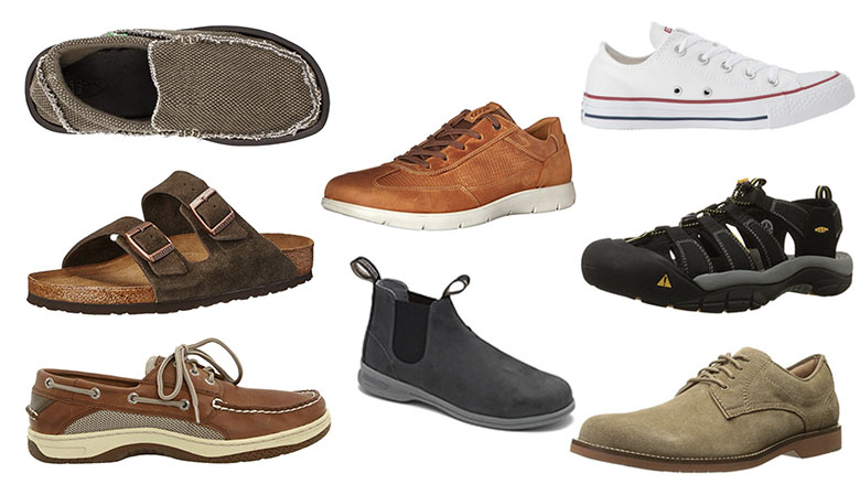 mens summer casual shoes