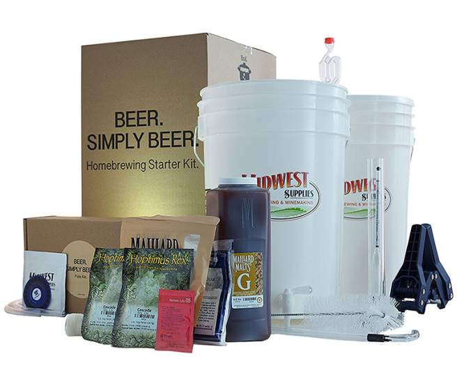 Midwest Supplies Beer Brewing Starter Kit
