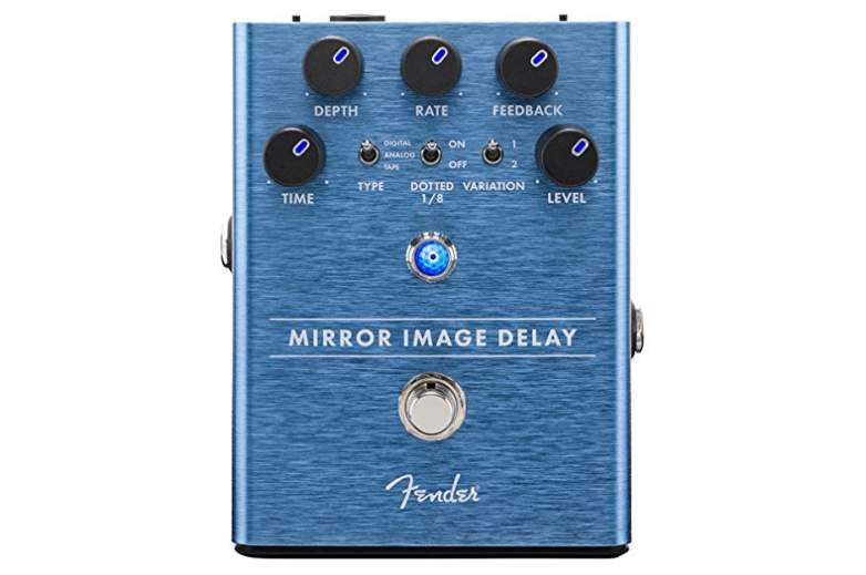 image of fender mirror image pedal