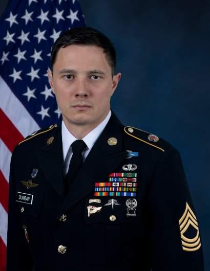 Master Sergeant Jonathan J. Dunbar photo