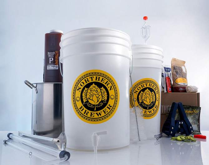 Northern Brewer Beer Brewing Starter Set