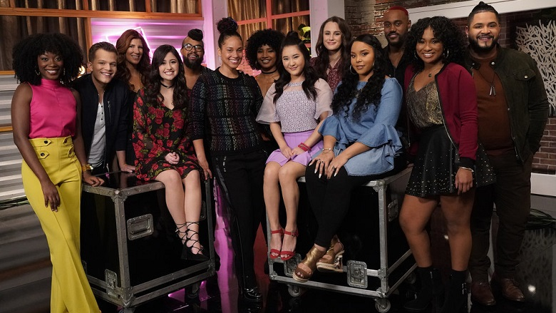 Alicia Keys The Voice 2018 Team, The Voice 2018 Cast, The Voice 2018 Winners