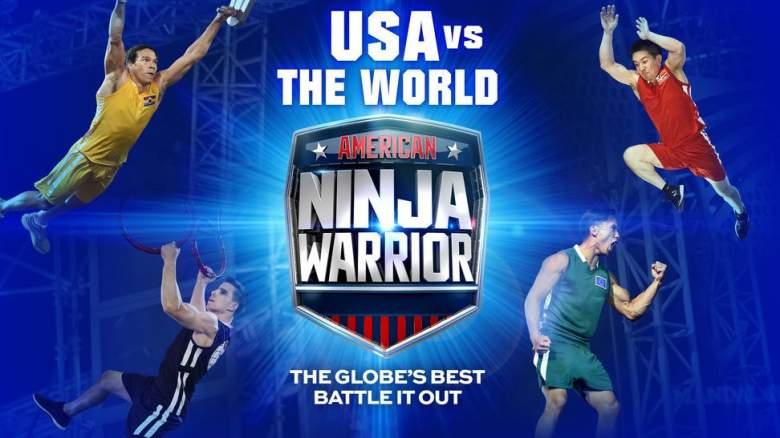 """American Ninja Warrior: USA vs The World"""