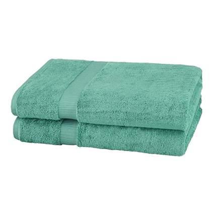 organic cotton bath sheet set