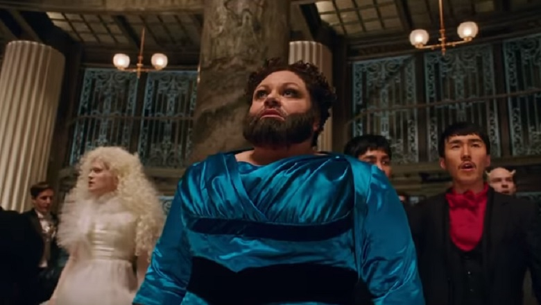 The Bearded Lady In The Greatest Showman, Keala Settle, Who Is Performing At The Academy Awards Tonight, Oscars 2018 Performers