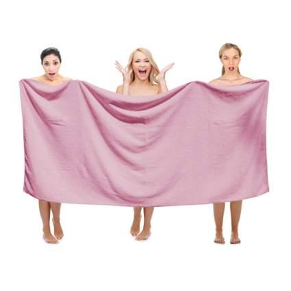 oversized turkish cotton bath sheet