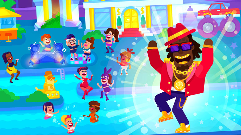 Partymasters Game