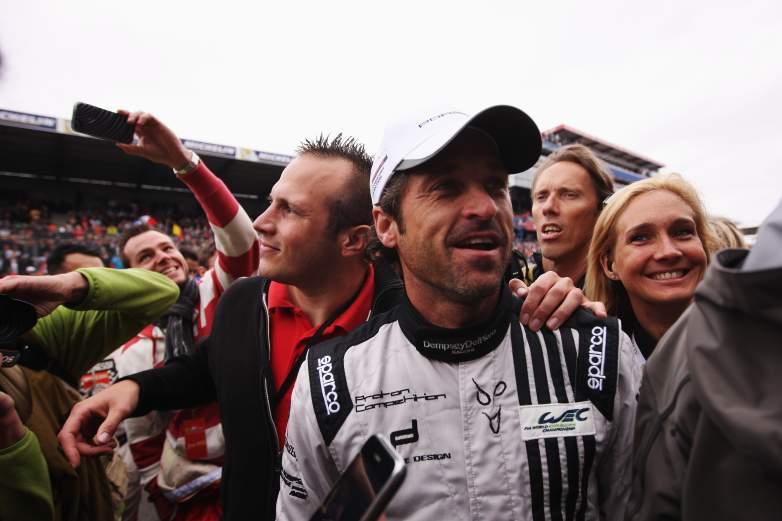 Patrick Dempsey Le Mans, Michael Avenatti
