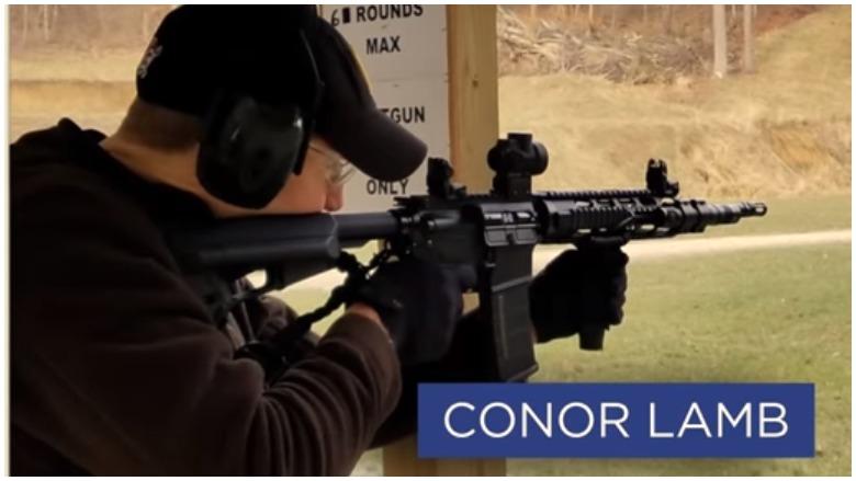 conor lamb guns