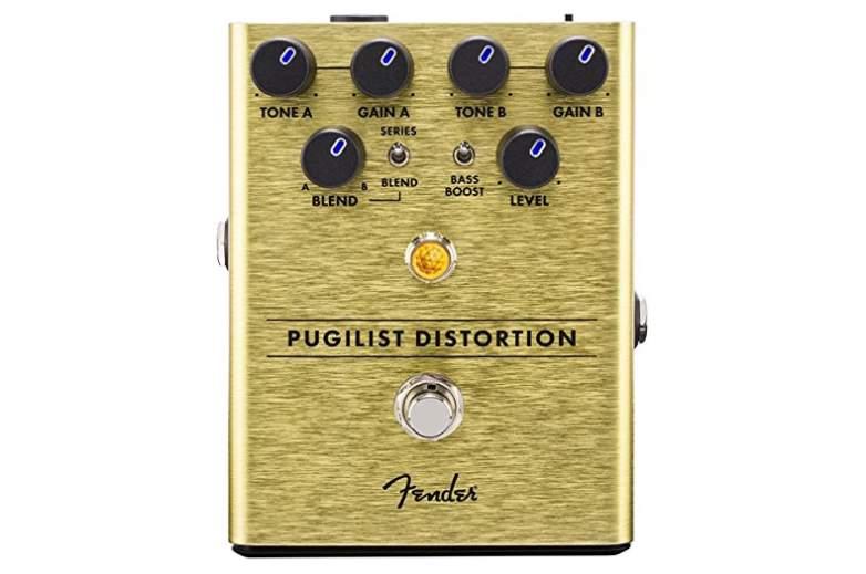 image of fender pugilist pedal